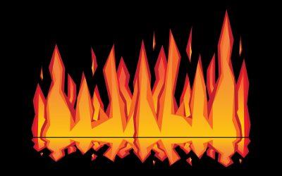 Pożar wburdelu TVNu